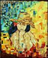 029 MIHI  VAHINE LYLAY  2000  (hst: 50 x 61 cm )