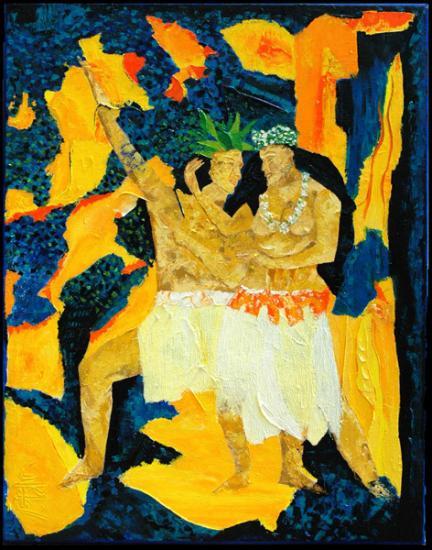 114 ORI 1 (hst: 61x48 cm)  2006